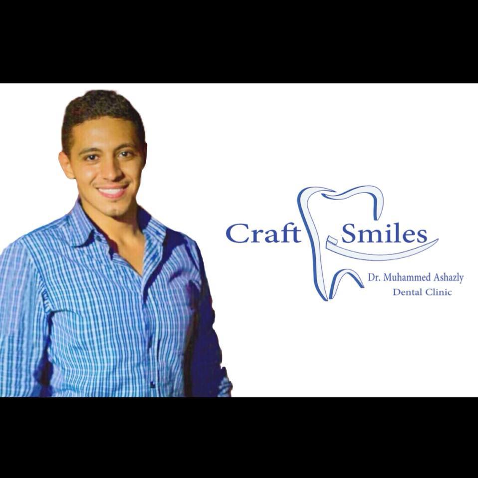 Dr. Muhammed Ashazly - Craft Smiles Dental Clinic