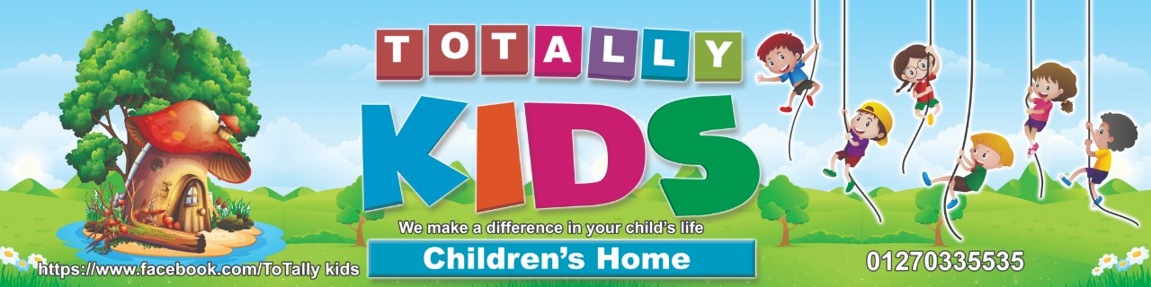 ToTally kids child's home